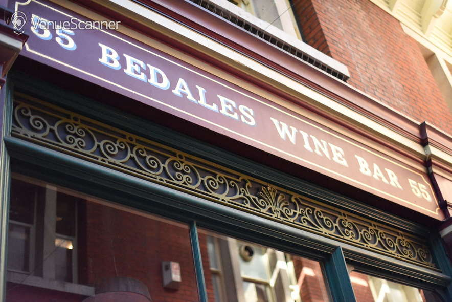 Hire Bedales At Leadenhall Market Vaulted Wine Bar 5