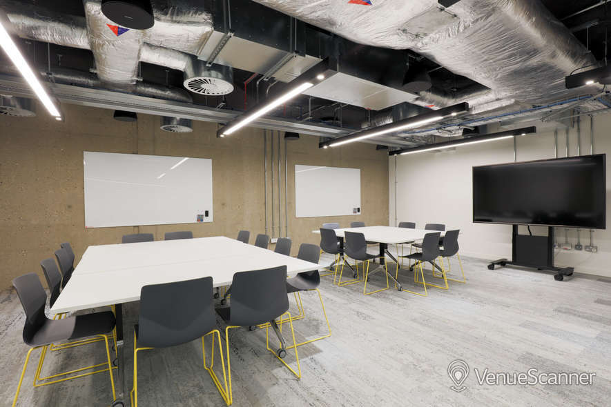 Hire Rocketspace Events - Innovation Venue The Classroom