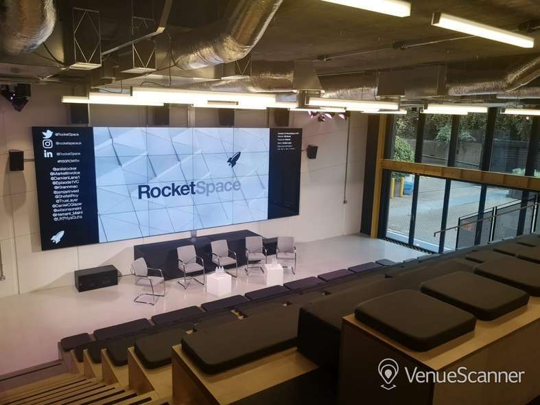Hire Rocketspace Events - Innovation Venue The Theatre 3