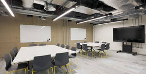 Rocketspace Events - Innovation Venue, The Classroom