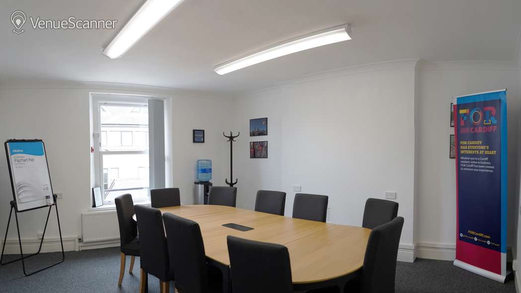 Hire For Cardiff Meeting Rooms St Andrews Crescent - Room 2