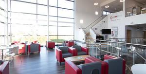 Midlands Agri-Tech Innovation Hub, Upper Atrium