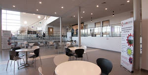 Midlands Agri-Tech Innovation Hub, Lower Atrium