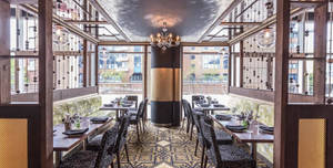 Scene Indian Street Kitchen, VIP Semi Private Dining  (20)