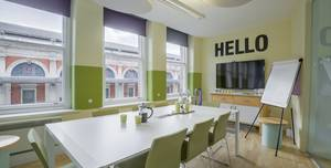 Huckletree Clerkenwell, Conference Room