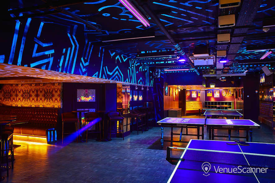 Hire Bounce Farringdon The Jaques Room 4