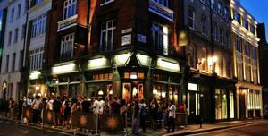 The Sun & 13 Cantons, Exclusive Hire