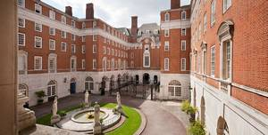 BMA House, The Courtyard