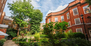 BMA House, The Garden