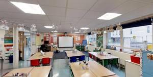 St. Monica's School, Classrooms