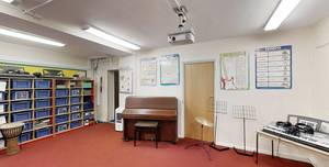 St. Monica's School, Music Room