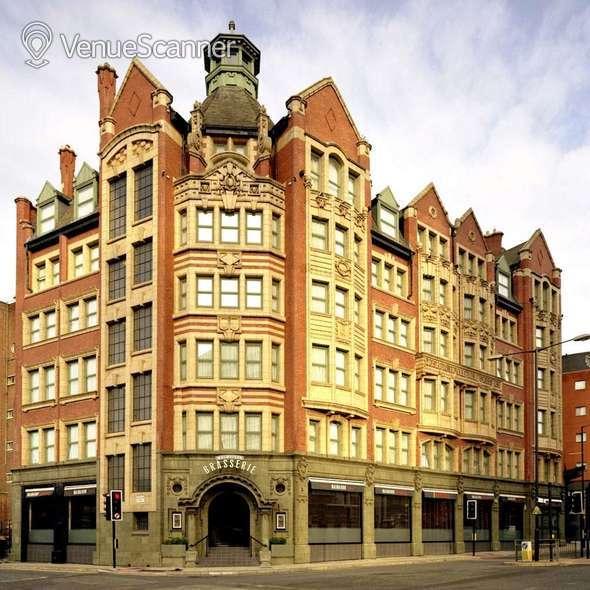Hire Malmaison Manchester Ember Lounge 1