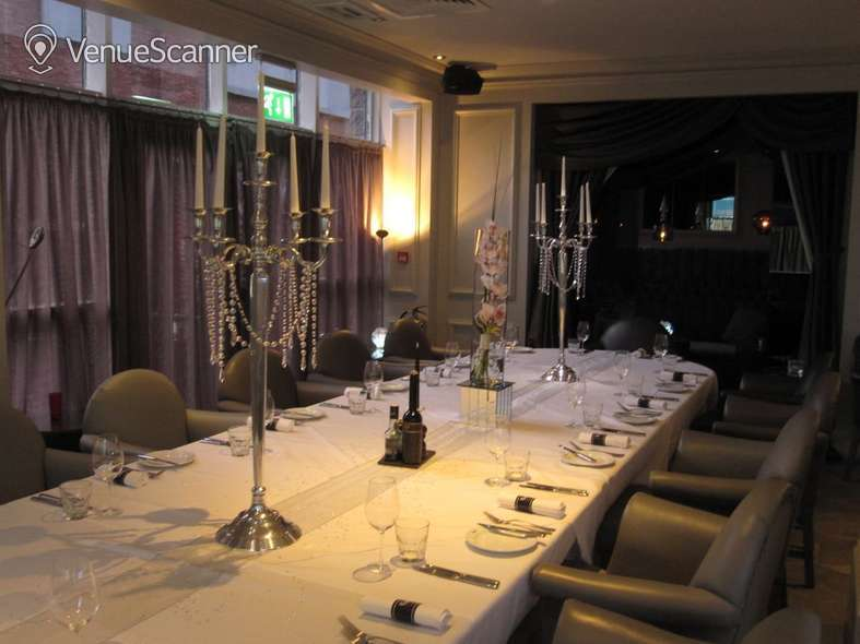 Hire Malmaison Manchester Ember Lounge