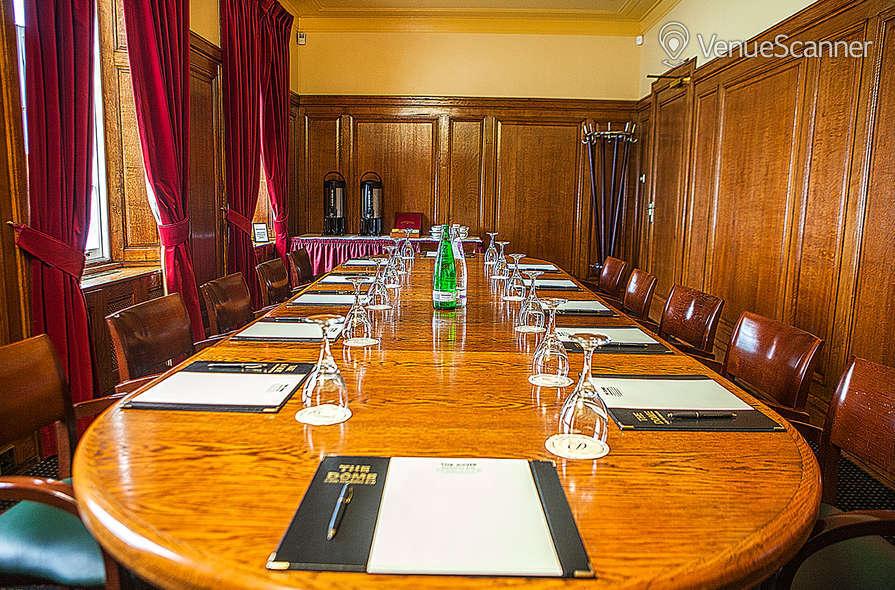 The Dome Bar Edinburgh Club Room
