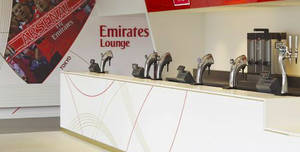 Arsenal Fc At Emirates Stadium, Emirates Lounge