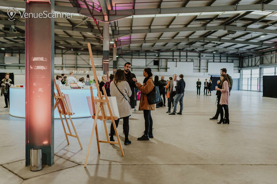 Hire Dock X London Main Event Space 1