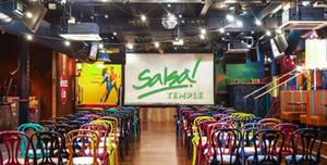 Salsa! Temple, Whole Venue