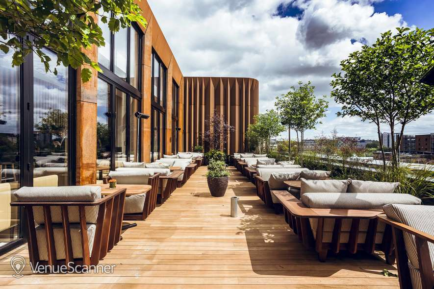 Hire Issho Rooftop Terrace