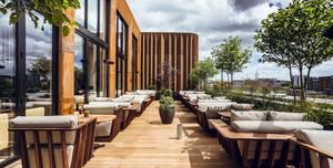 Issho, Rooftop Terrace