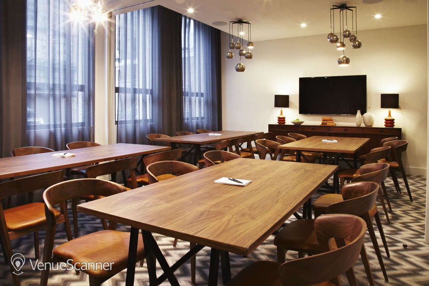 Hire The Hoxton Holborn The Dining Room