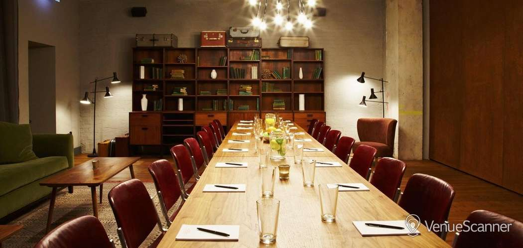 Hire The Hoxton Holborn The Dining Room 3