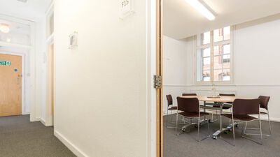 Friends' Meeting House Manchester, Meeting Room F15
