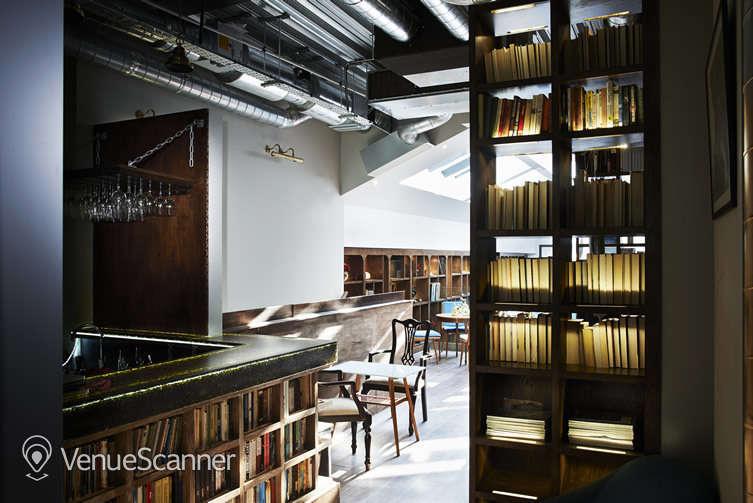 Hire Library Mezzanine 1