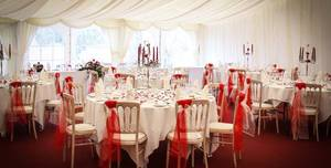 Hatton Court Hotel, Wedding Hire