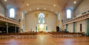 St John At Hackney, Whole Venue
