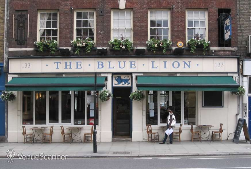 Hire The Blue Lion Reserve An Area - Weekdays 5