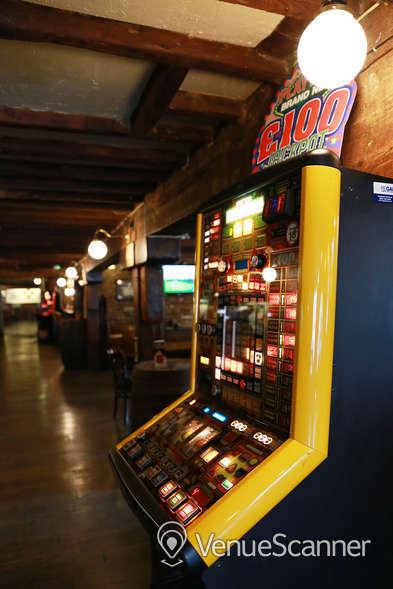 Hire The Tavern Bar / The Dickens Inn The Tavern Bar 6
