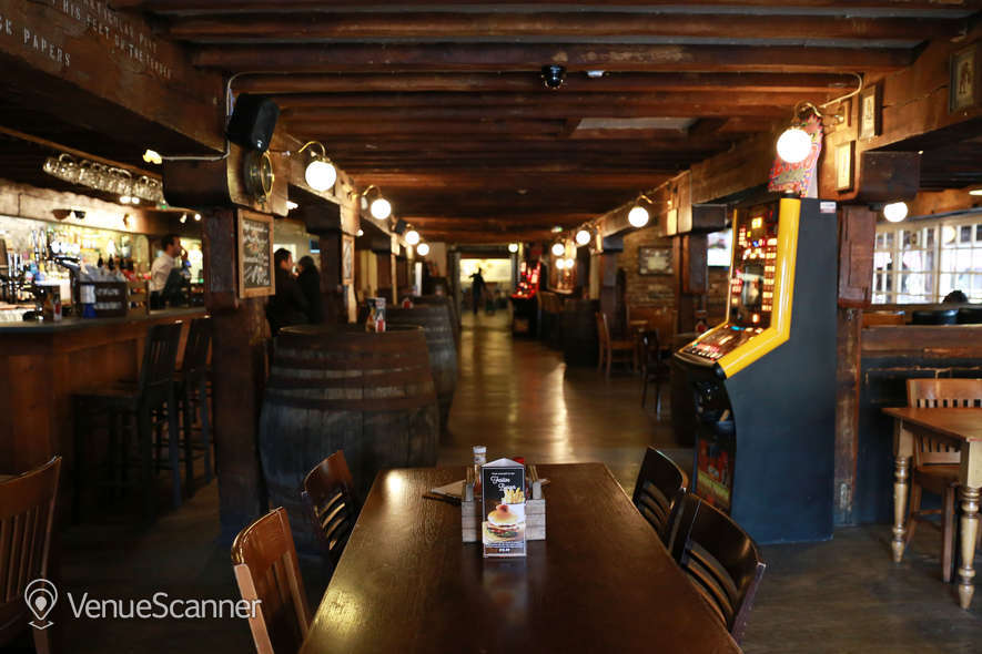 Hire The Tavern Bar / The Dickens Inn The Tavern Bar 12
