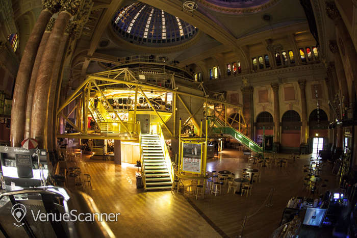 Hire Royal Exchange Theatre Great Hall 3