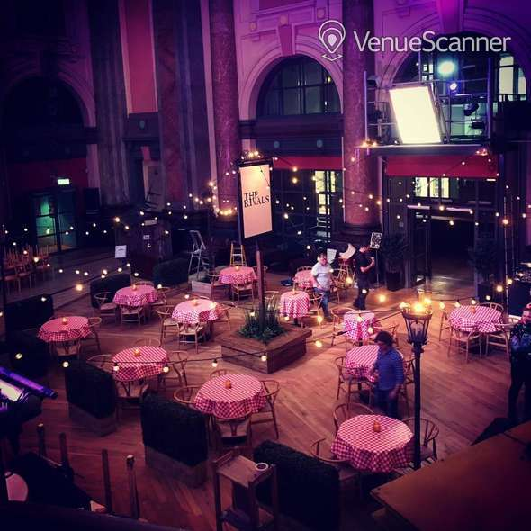 Hire Royal Exchange Theatre Great Hall 5