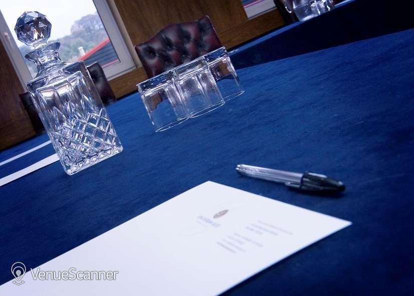 Hire Lancastrian Suite Board Dining Room 9 3