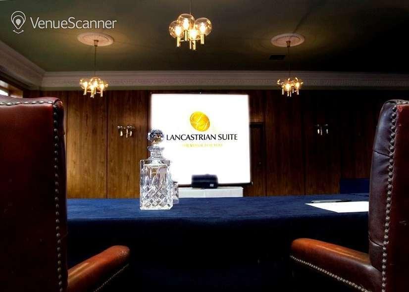 Hire Lancastrian Suite Board Dining Room 9 5