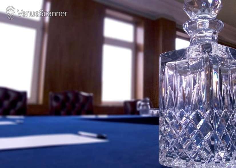 Hire Lancastrian Suite Board Dining Room 9 4