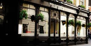 The Marquis, Upstairs bar