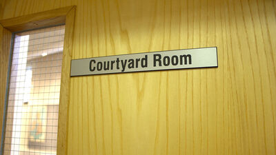 The London Jesus Centre, Courtyard Room