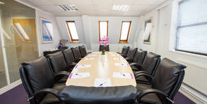 The Hub Business Centre Ipswich Ltd, Second Floor Conference Room