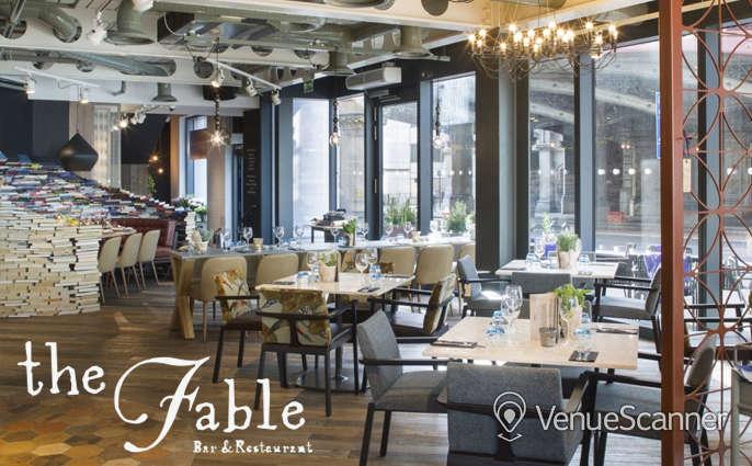 Hire The Fable Middle Mezzanine Floor 3