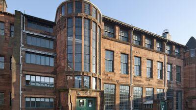 Scotland Street School Museum, Av Room