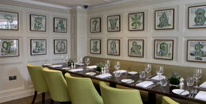 Chiswell Street Dining Rooms, The Snug