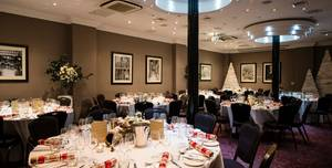 Chiswell Street Dining Rooms, The Cornwallis Room
