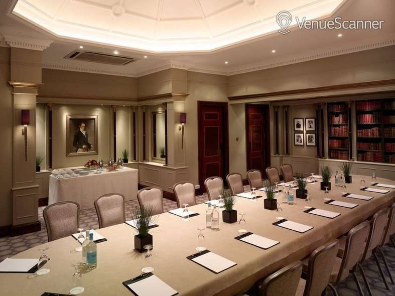 Hire Hyatt Regency London - The Churchill Library Suite 1