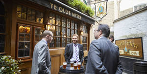 Ye Olde Mitre, Exclusive Hire - Weekends only