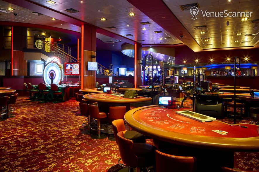 Hire Grosvenor Casino Birmingham Broad Street Card Room 5