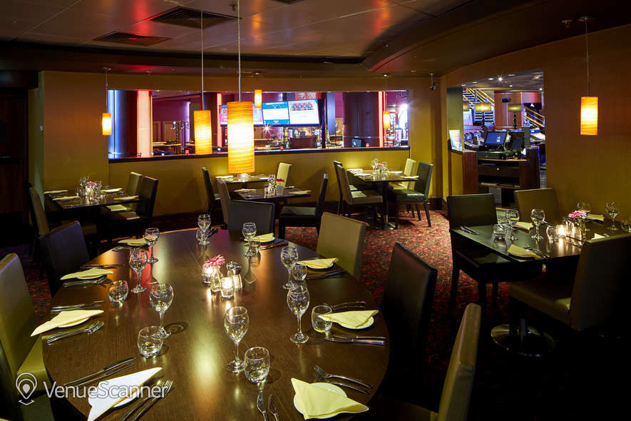 Hire Grosvenor Casino Birmingham Broad Street Restaurant