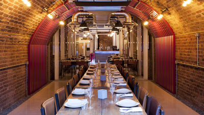 SAMA Bankside, Private Dining Room