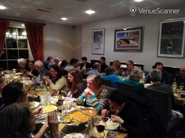 Hire Mumbai Diners' Club Restaurant Main Lounge 18